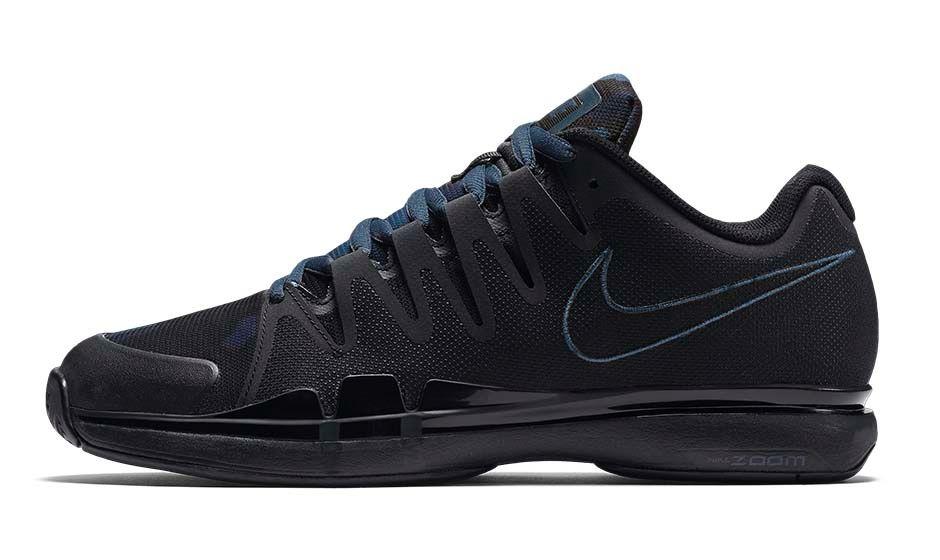 Nike Zoom Vapor 9.5 Camo blue lateral