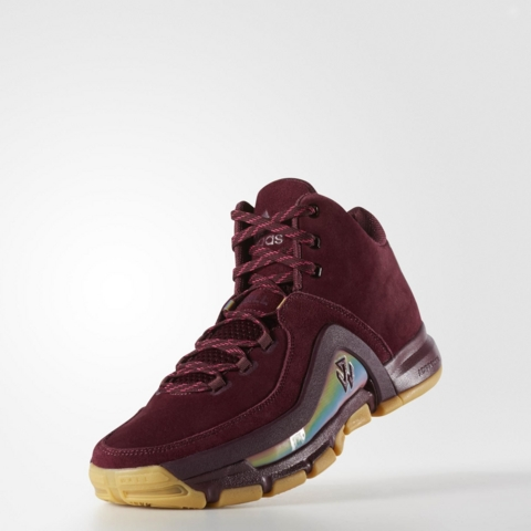 The adidas J Wall 2 Goes Luxurious 2