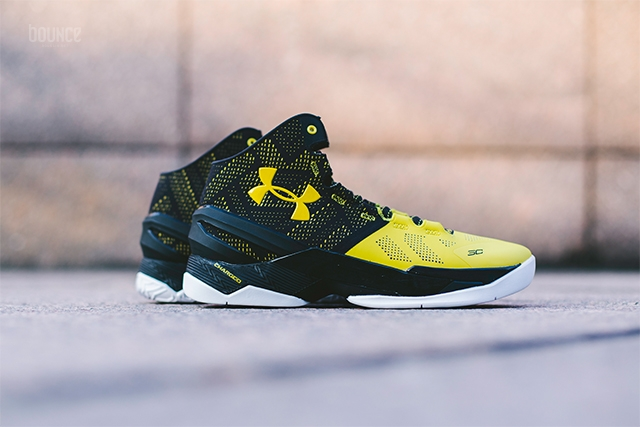 Under Armour Curry Two (2) 'Long Shot' Beauty Shots 1