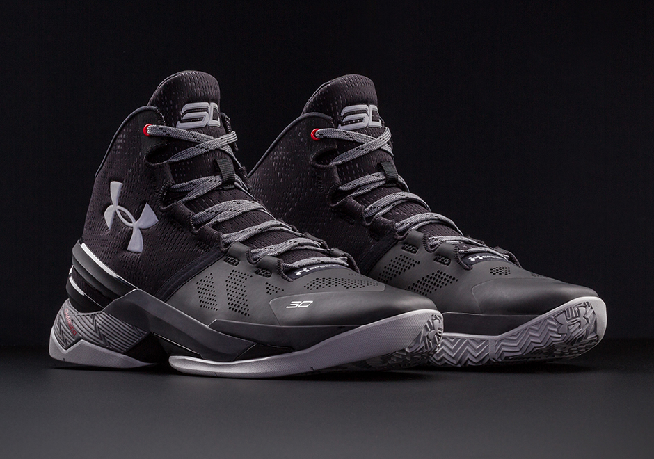 Under Armour Curry Two (2) 'The Professional'   Release Date 1