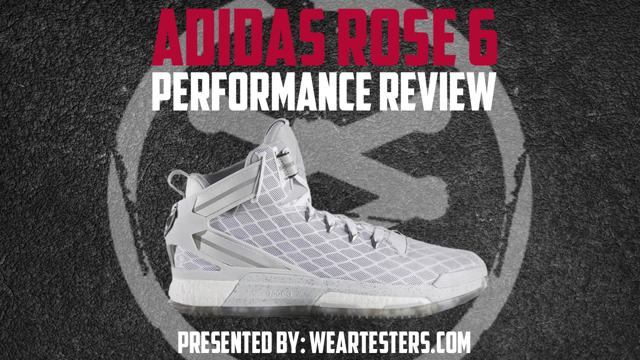 adidas Rose 6 Performance Review – Thumbnail