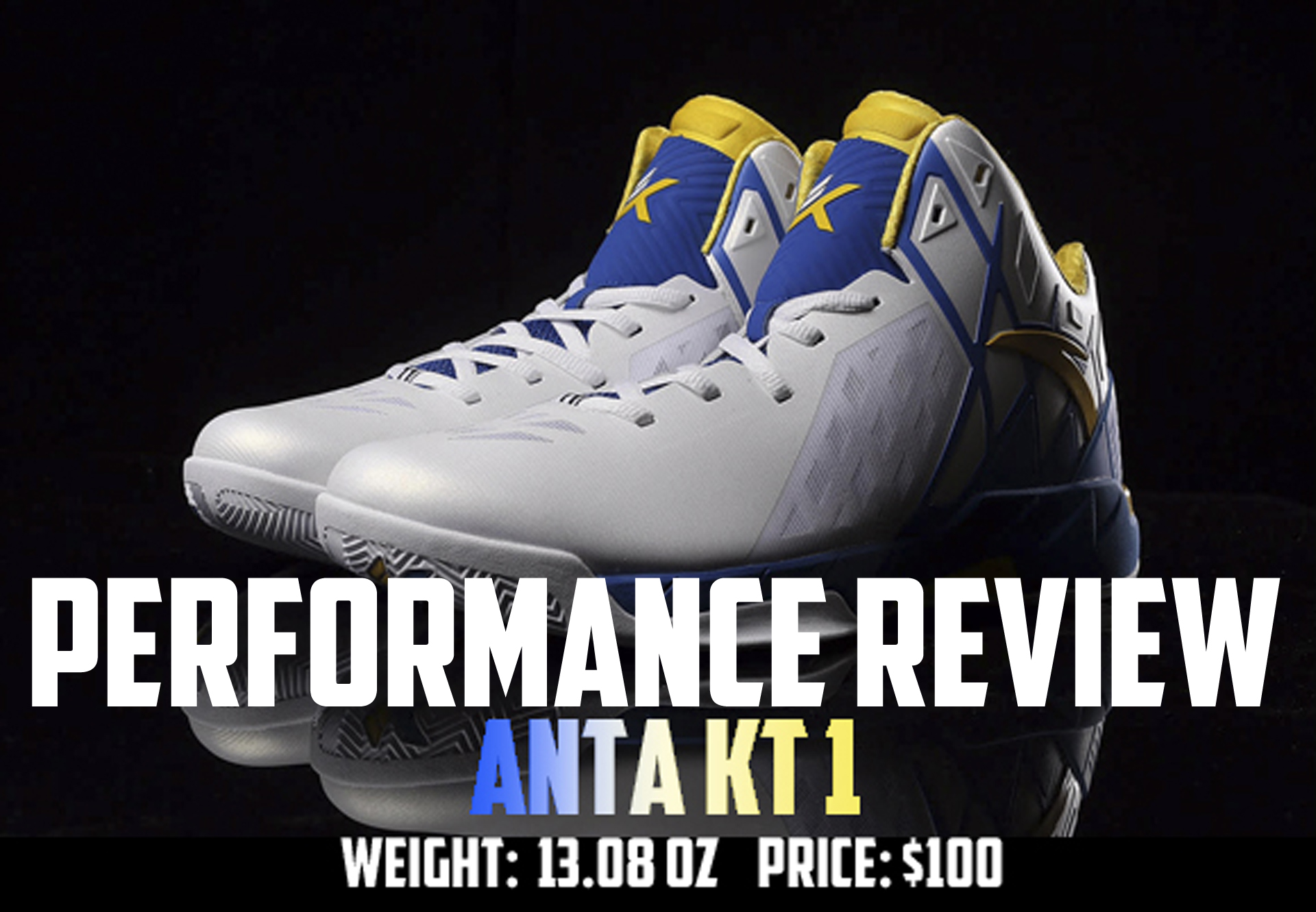 ANTA KT 1 Performance Review Main