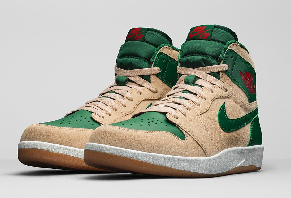 Nike Air Jordan 1.5 High The Return AJ 1.5 Men's Basketball