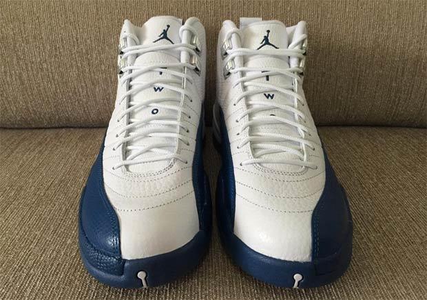 Air Jordan 12 Retro 'French Blue' 3