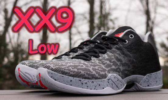 Air Jordan XX9 Low (Cover)