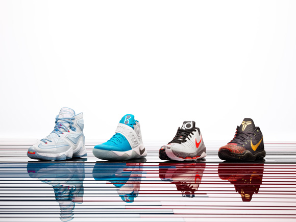 Feast Your Eyes on the Nike Basketball 2015 Holiday Collection 1