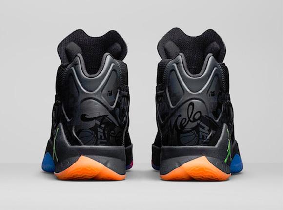 Jordan Brand Unveils the Melo M11 4