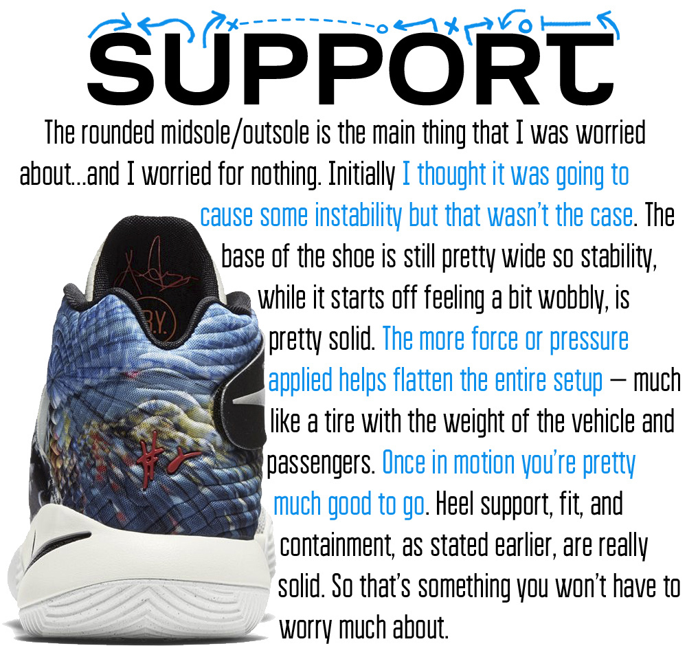 Kyrie 2 Support