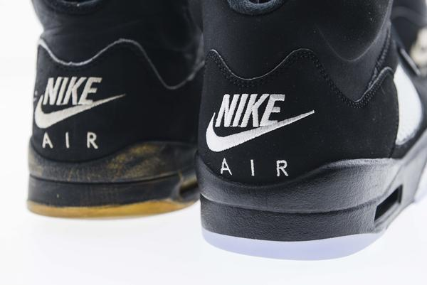 Metallic Silver JOrdan 5 2016 Nike Air