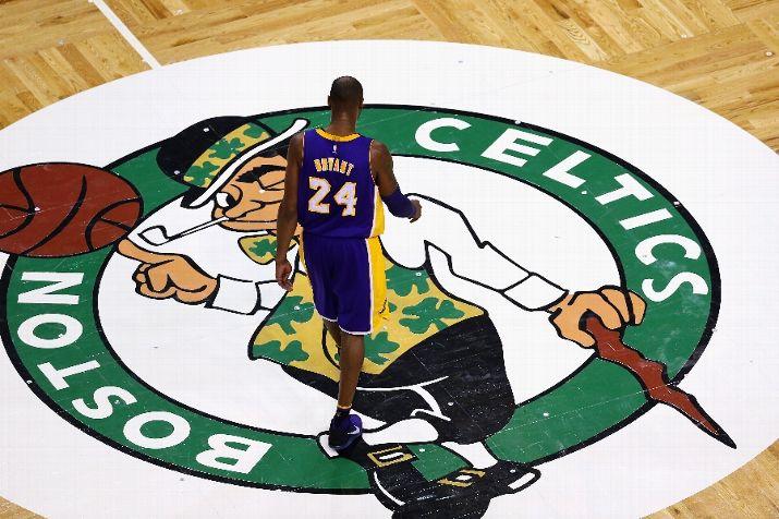 The Mamba Wears the Kobe XI for His Last Run in Boston-5