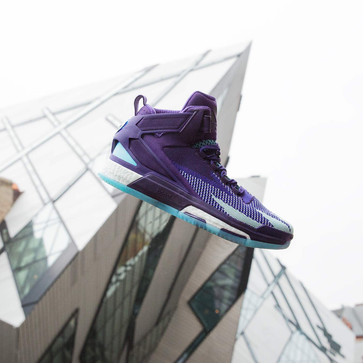 The adidas D Rose 6 Will Soon Come in PrimeKnit 1