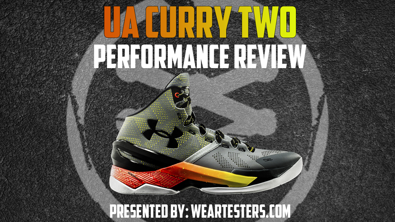 Under Amour Curry Two – Thumbnail