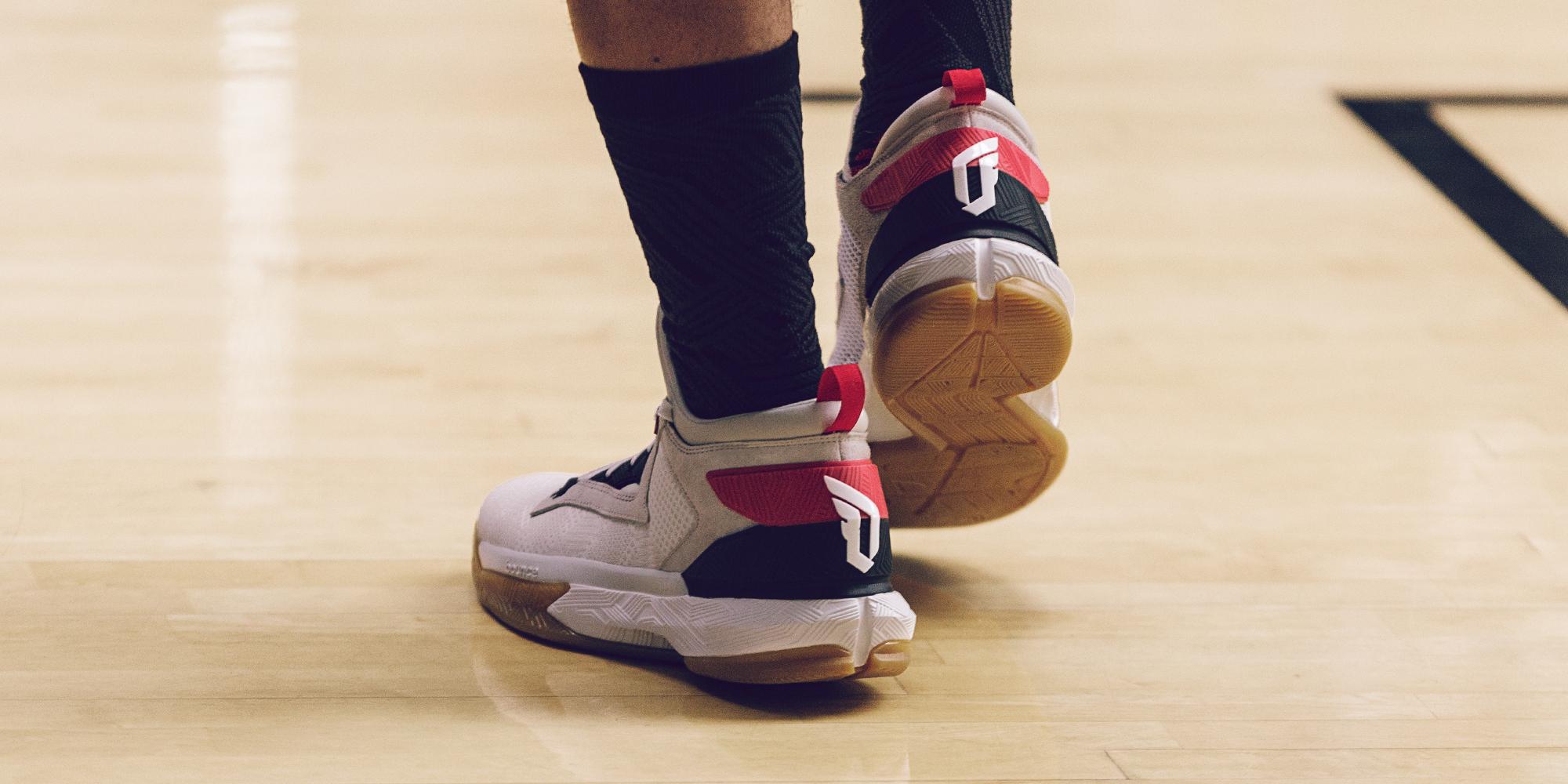 adidas Officially Unveils the adidas D Lillard 2 12