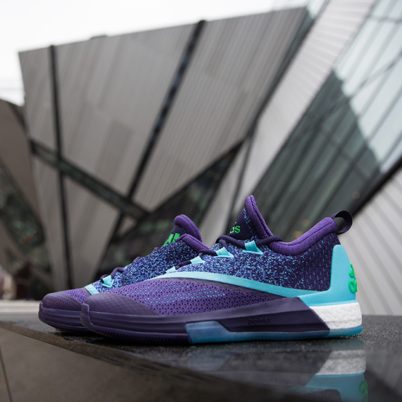 adidas Unveils the Crazy Light Boost 2.5 within the Aurora Borealis Basketball Collection 2