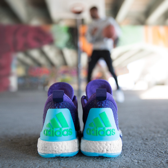 adidas Unveils the Crazy Light Boost 2.5 within the Aurora Borealis Basketball Collection 3