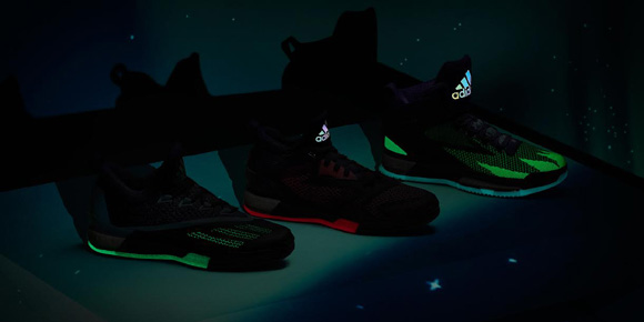 adidas Unveils the Crazy Light Boost 2.5 within the Aurora Borealis Basketball Collection 8