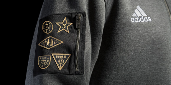 adidas and NBA Unveil NBA All-Star Uniforms for 2016 11