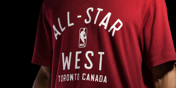 adidas and NBA Unveil NBA All-Star Uniforms for 2016 12
