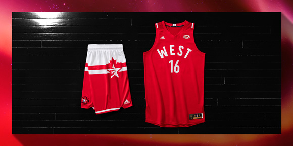 adidas and NBA Unveil NBA All-Star Uniforms for 2016 2