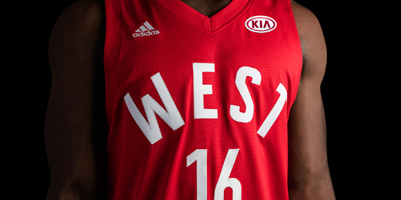 adidas and NBA Unveil NBA All-Star Uniforms for 2016 3