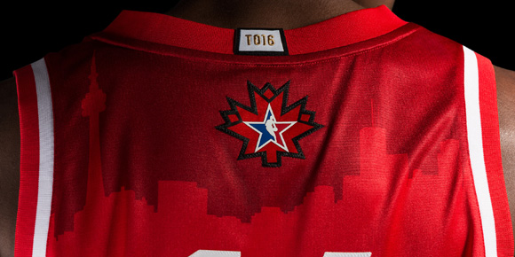 adidas and NBA Unveil NBA All-Star Uniforms for 2016 4