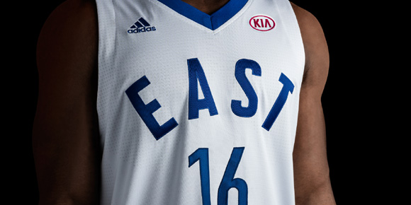 adidas and NBA Unveil NBA All-Star Uniforms for 2016 7