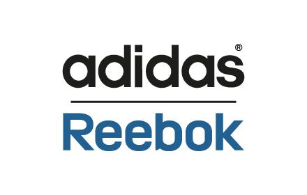 adidas reebok logo