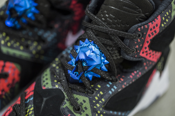 A Detailed Look at The Nike LeBron 13 'BHM' 2