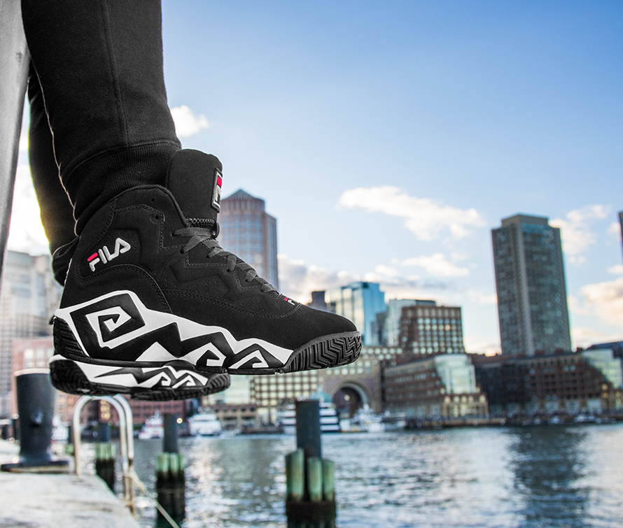 FILA under the lights pack 8