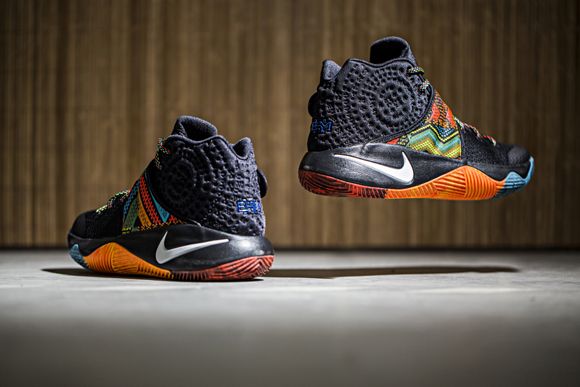 Get Up Close and Personal with the Nike Kyrie 2 'BHM' 1