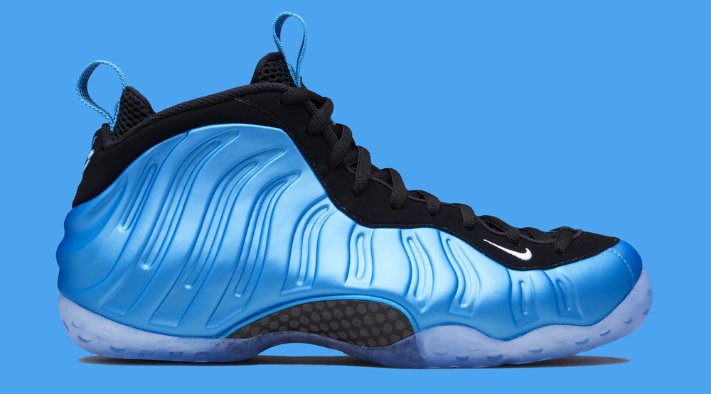 Get an Official Look at The Nike Air Foamposite One 'University Blue' 1