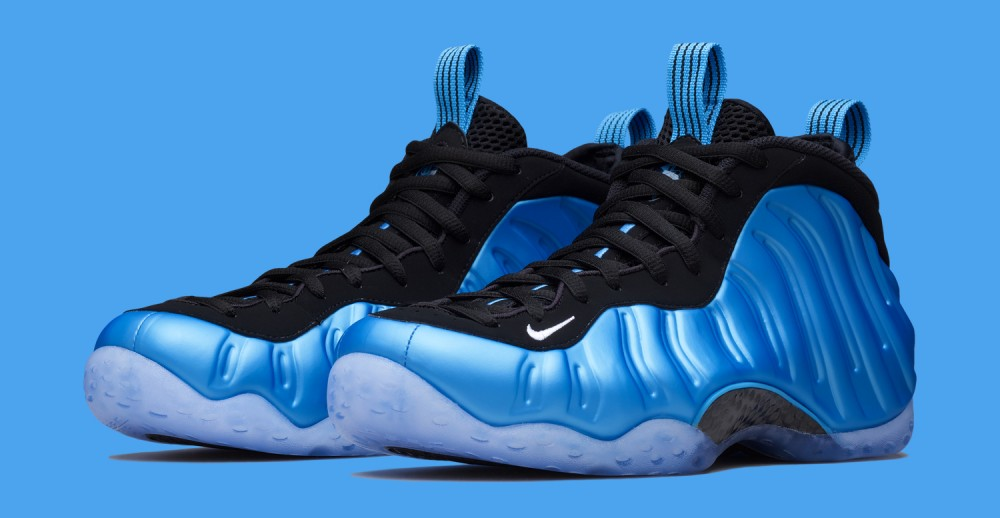 Get an Official Look at The Nike Air Foamposite One 'University Blue' 6