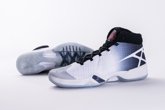 Get up Close and Personal with the Air Jordan XXX (30) 3