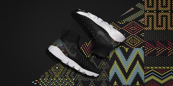 Nike Air Footscape Magista 'BHM'