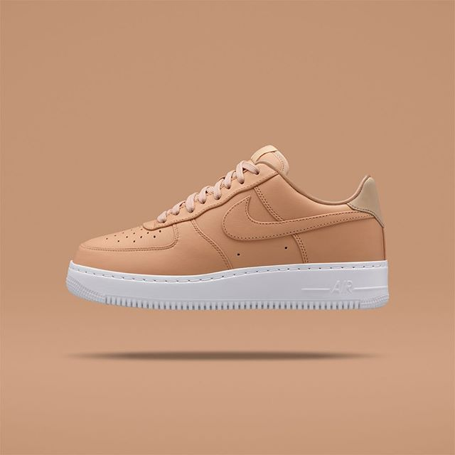 NikeLab is Releasing the Nike Air Force 1 Low in 'Vachetta