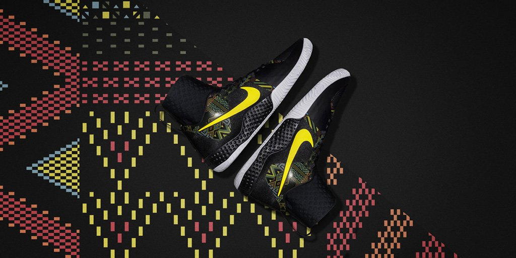 Nike Court Flare Black History Month BHM