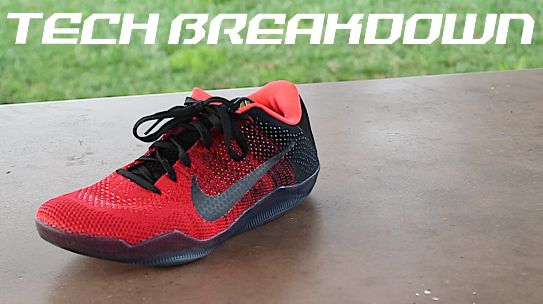 Nike Kobe XI (11) – Tech Breakdown