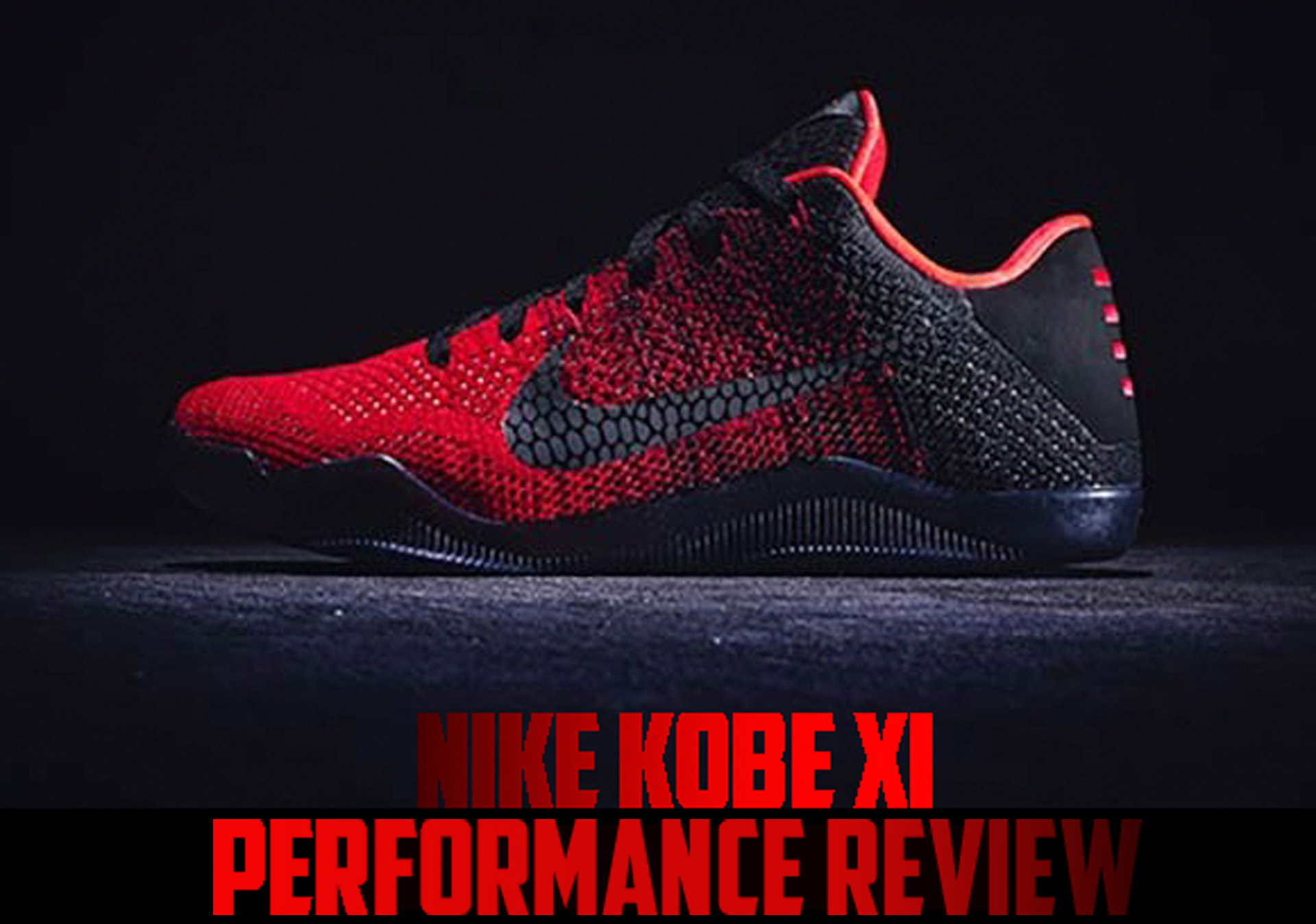 Nike Kobe XI Performance Review Main
