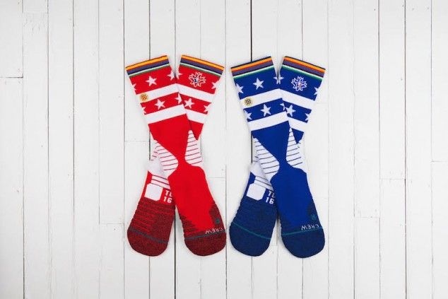 Stance Unveils the Official Socks of the 2016 NBA All-Star Game-1