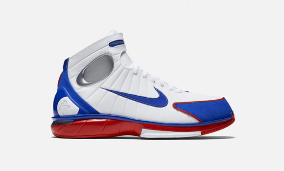The Nike Air Zoom Huarache 2K4 Has Released