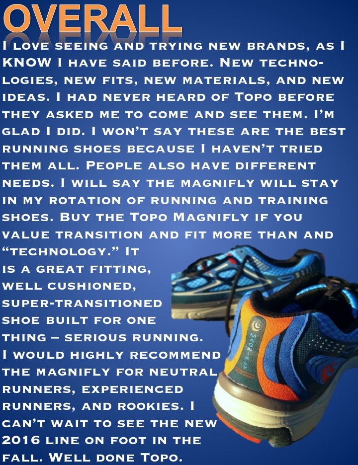 Topo Magnifly Performance Review