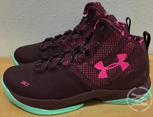 Under Armour Curry 2 'BHM' 1