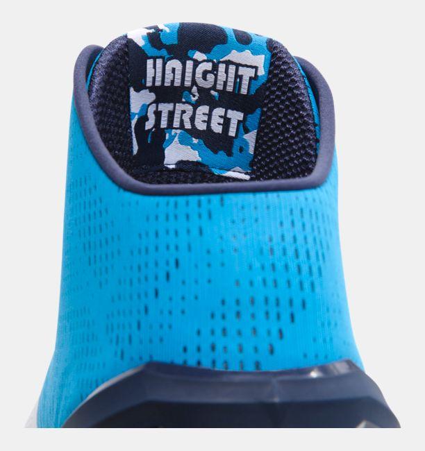 Under Armour Curry 2 'Haight Street' tongue tab