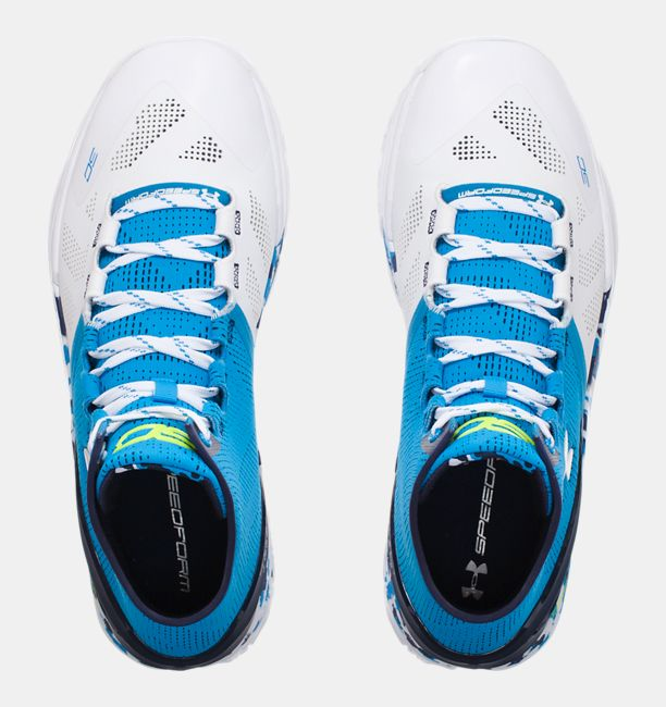 curry 2 high top