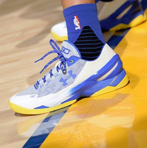 Under Armour Curry 2 Low 'DubNation' 1