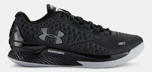 Under Armour Curry One Low Black 1