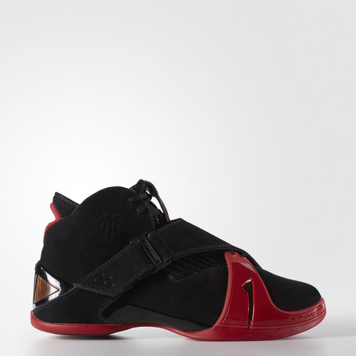 adidas T-Mac 5 Retro is now available in Black: Red 1