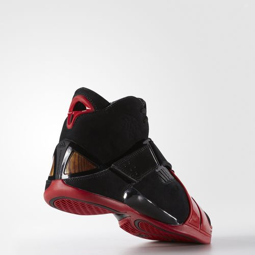 adidas T-Mac 5 Retro is now available in Black: Red 5