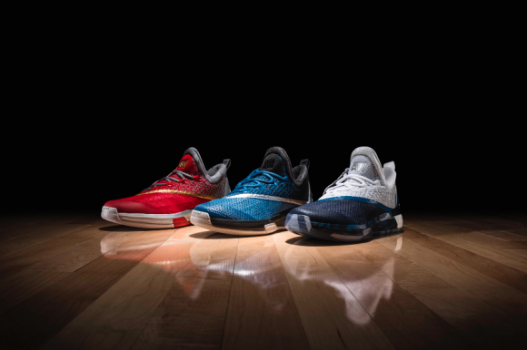 adidas Unveils Andrew Wiggins Crazylight Boost 2.5 PE Colorways 1