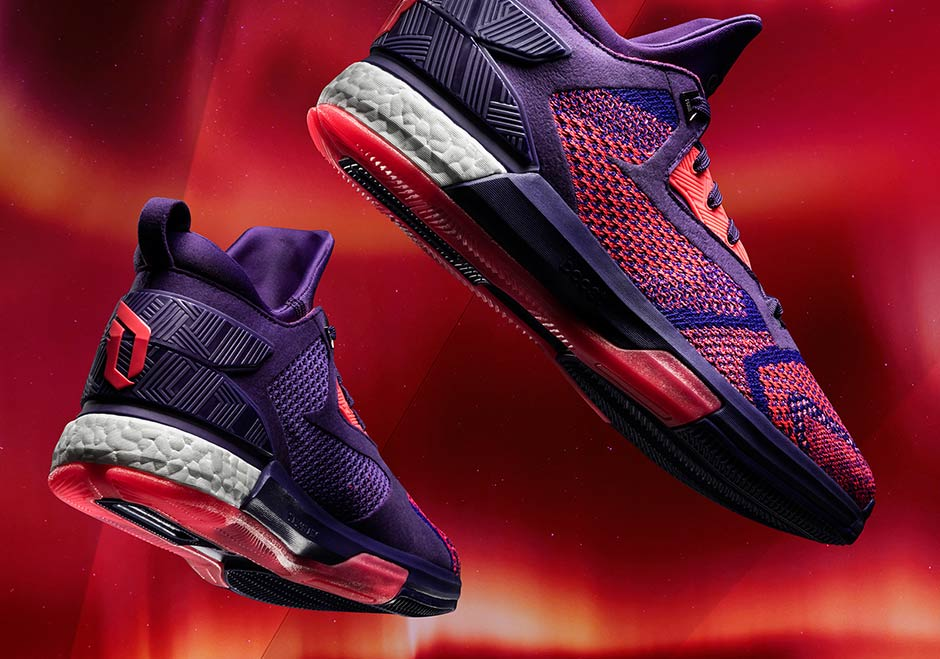 adidas d rose 6 all star